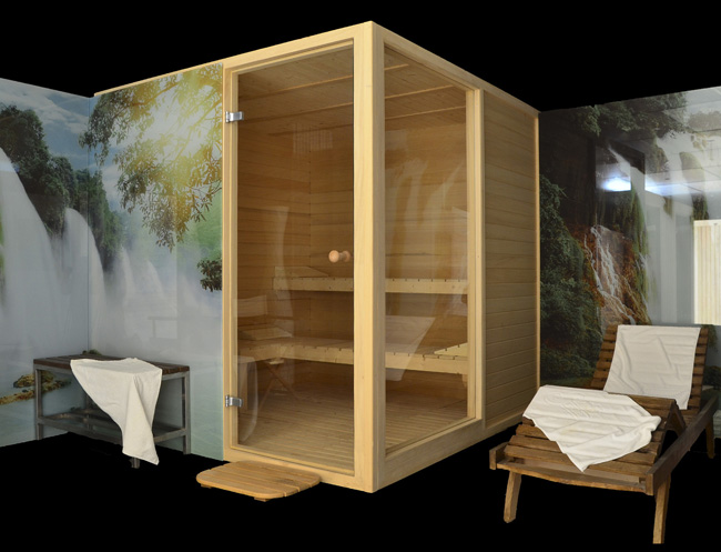 Venta de saunas personalizadas a su gusto saunapoolespana - Tipos de saunas ...