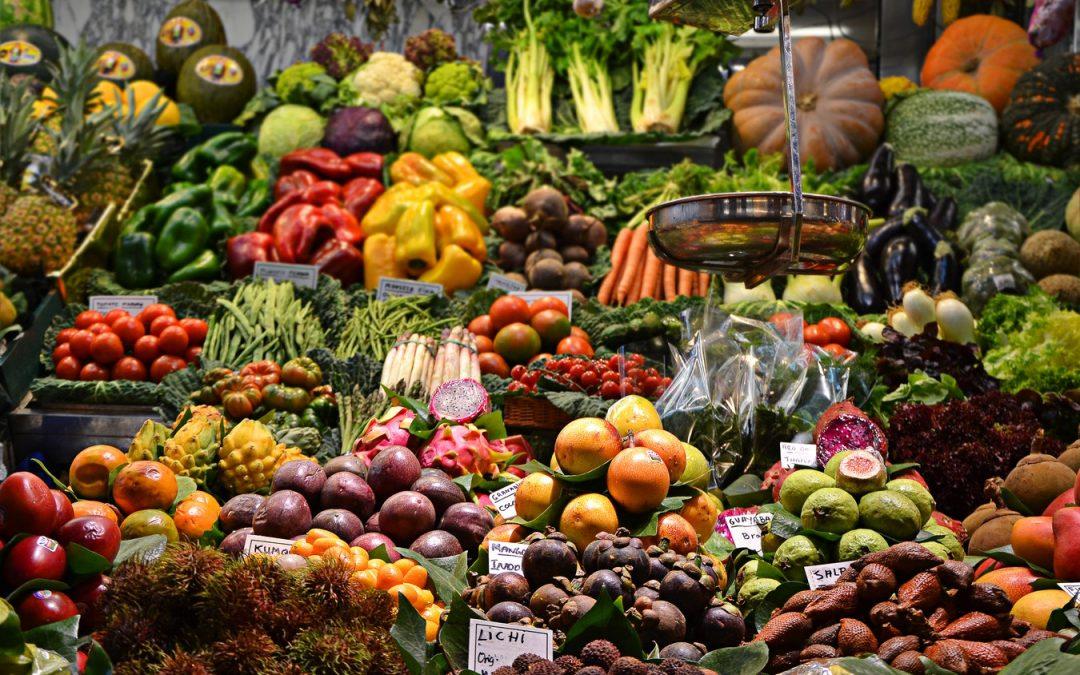 Nitratos en hortalizas y verduras, cómo reducirlos o mitigarlos.