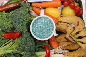 nutrición y piel